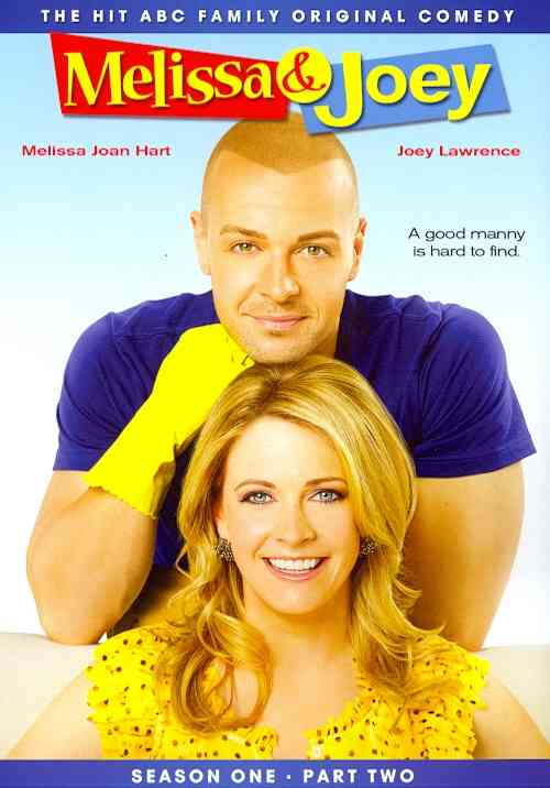 MELISSA & JOEY:SEASON 1 PART 2 BY MELISSA & JOEY (DVD)