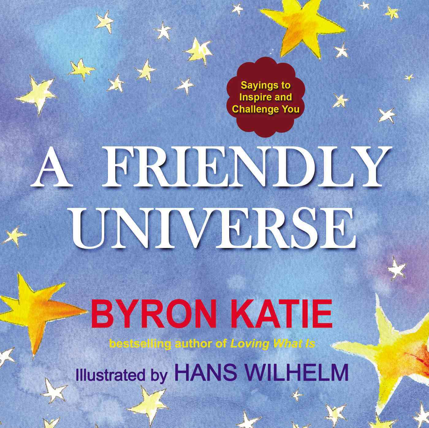 A Friendly Universe By Katie, Byron